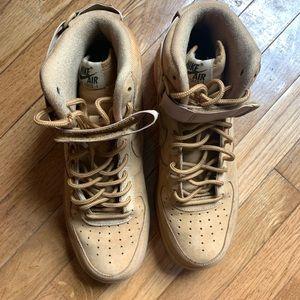 Wheat Air Force 1's